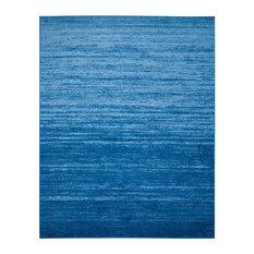 Safavieh Adirondack Collection ADR113 Rug, Light Blue/Dark Blue, 10'x14'