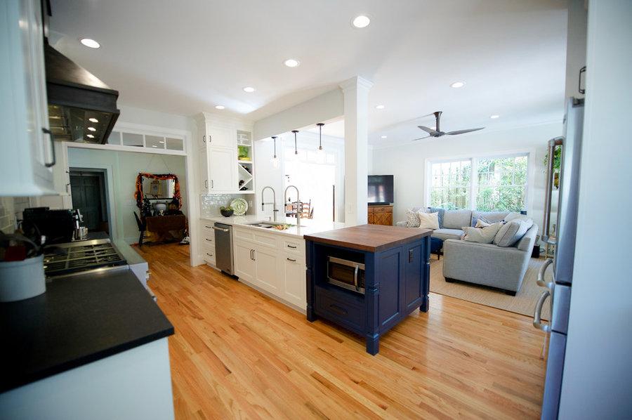 Decatur Galley Kitchen
