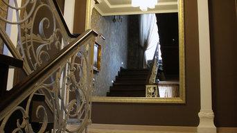 Проектирование и реализация лестниц