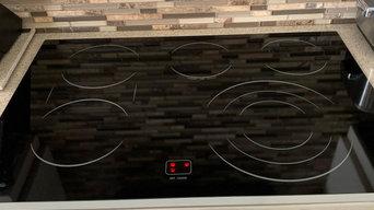 Glass Cooktop Repair - Replacement