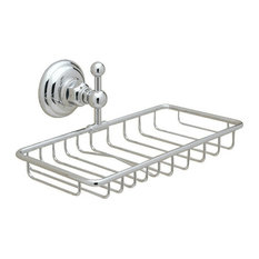 Rohl Wall Mounted Soap Holder in Polished Chrome