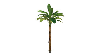 Faux Banana Tree
