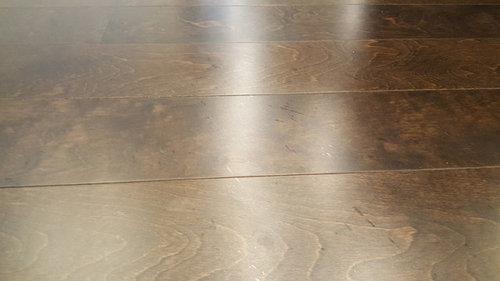 Use Of Magic Eraser On Engineered Hardwood Floors