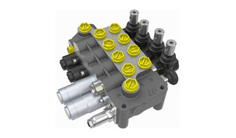 David Brown Hydraulic Valves - Process Engineering
