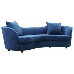 Contemporary Sofas By Armen Living