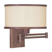 Livex Lighting 6279-70 Swing Arm Wall Lamp