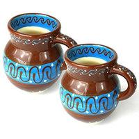 Beaker Cups, Chocolate, Set of 2