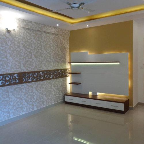 Complete Interior Design For Mr. MD Zahid U2013 Mantri Webcity, Bangalore