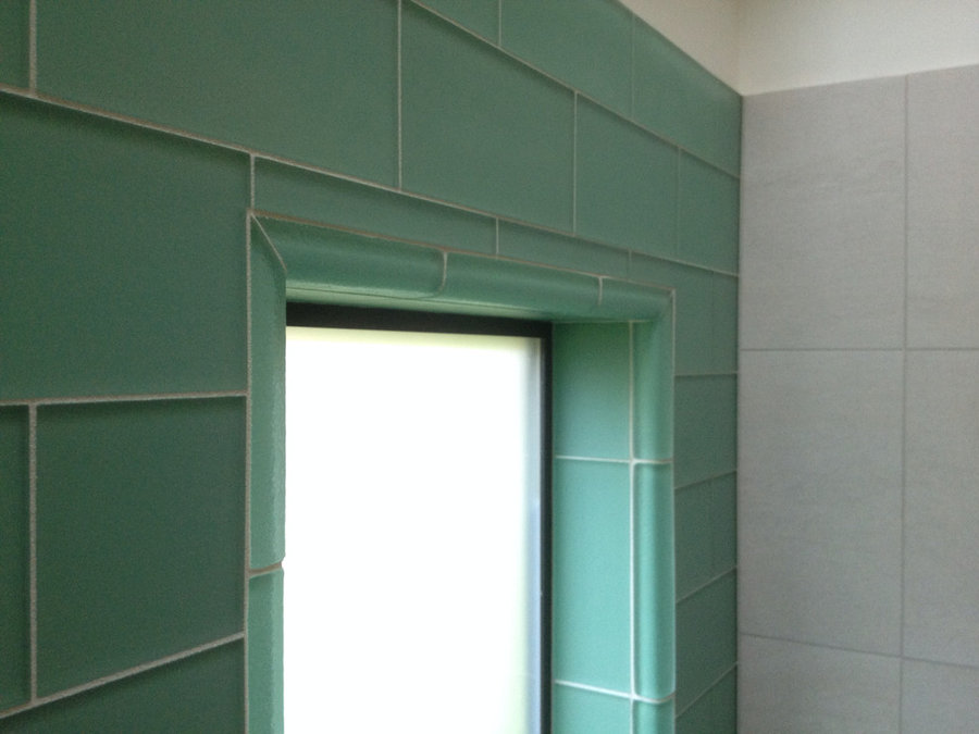 Island Stone glass tile