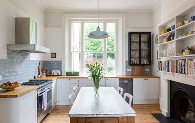 My Houzz: A Family Home Designed for Living and Working