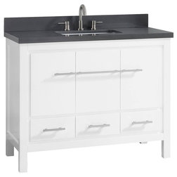 Contemporary Bathroom Vanities And Sink Consoles by ShopLadder