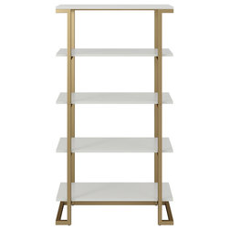 Contemporary Bookcases by Dorel Home Furnishings, Inc.