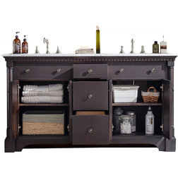 Traditional Bathroom Vanities And Sink Consoles by Eviva LLC