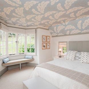 Ceiling Wallpaper Home Design Traditional Idea In Devon
