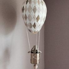 Indoor design by M: Babyrum före och efter