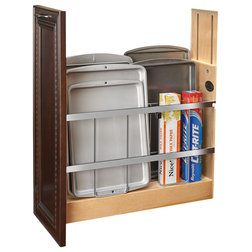 Transitional Pantry And Cabinet Organizers by Rev-A-Shelf