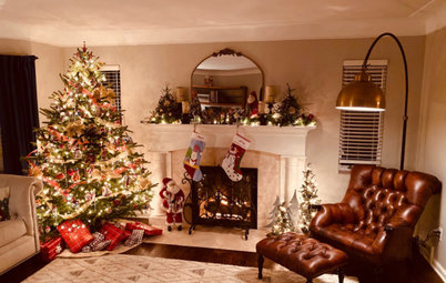 Houzz Readers Share Their Christmas Trees