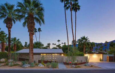 Houzz Tour: Classic Modern Living in the California Desert
