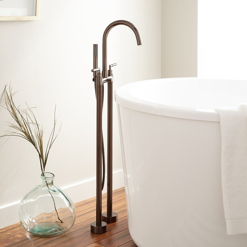 Freestanding Tub Fillers