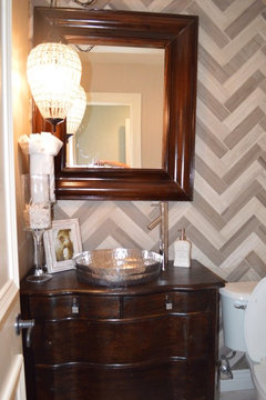 Windsor {University Park} - Traditional - Bathroom ...
