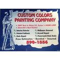 Custom Colors Painting Company's profile photo