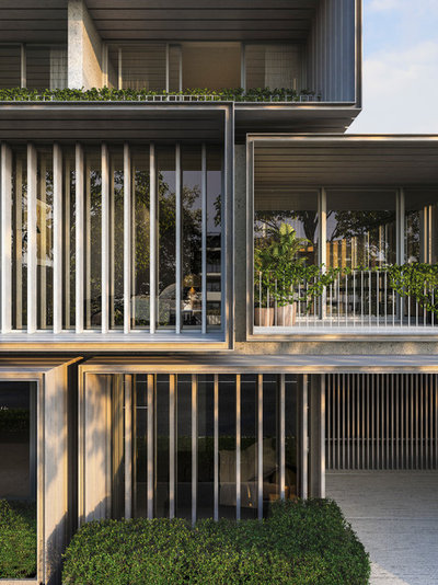 Modern  by Cheah Saw Architecture
