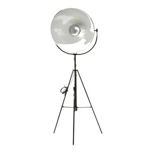 Mariano Fortuny Tripod Floor Lamp
