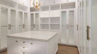 Stone countertops Kitchen cabinets