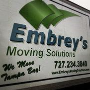Foto de Embrey's Moving Solutions of Tampa Bay, Florida