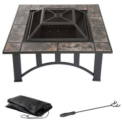 Traditional Fire Pits by Trademark Global
