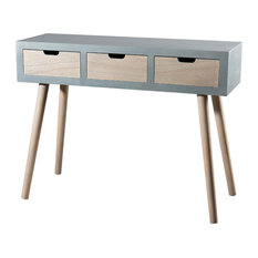Lorenzo Console Table, 3 Drawers