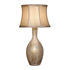 50 most popular southwestern table lamps for 2018 houzz viga odessa table lamp with shade rich gold table lamps aloadofball Image collections