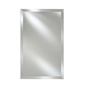 Radiance Contemporary Single Door Medicine Cabinet ...
