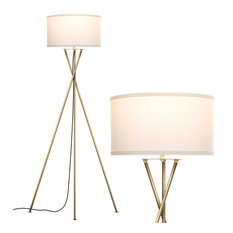 Most Popular Contemporary Tripod Floor Lamps For 2021 Houzz