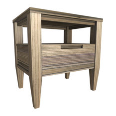 Katsura 24-inch Nightstand Finish Shown: Fawn