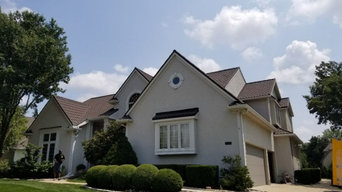 Tile Roofing Installations