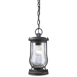 Rustic Outdoor Hanging Lights by Buildcom