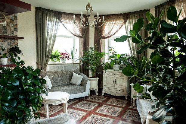 Современная классика Семейная комната by Home inside