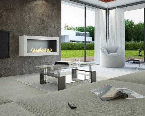 Ethanol Fireplaces, a Modern Approach and Design - Accessoire Décoratif
