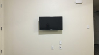 TV Wall Mounting in Live Oak, CA