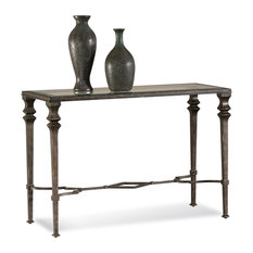 Daphne Console Table, Burnished Bronze   Console Tables