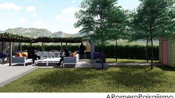 Proyecto de Paisajismo Pontevedra