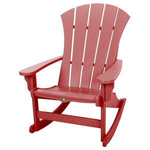 Excellent Safavieh Clayton Rocking Chair Farmhouse Outdoor Rocking Ocoug Best Dining Table And Chair Ideas Images Ocougorg