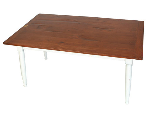 Rustic Cherry Farm Table   Products