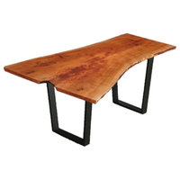 Live Edge Cherry Desk