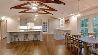 Granite Hall Kitchen