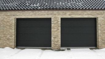 Inspiration til garagehejseporte