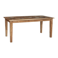 Driftwood Large Dining Table