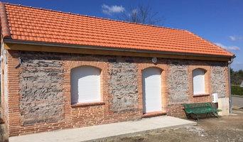 Rénovation maison campagne région toulousaine