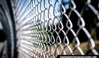 Lowest Price to Rent a Temporary Fence in Baltimore MD